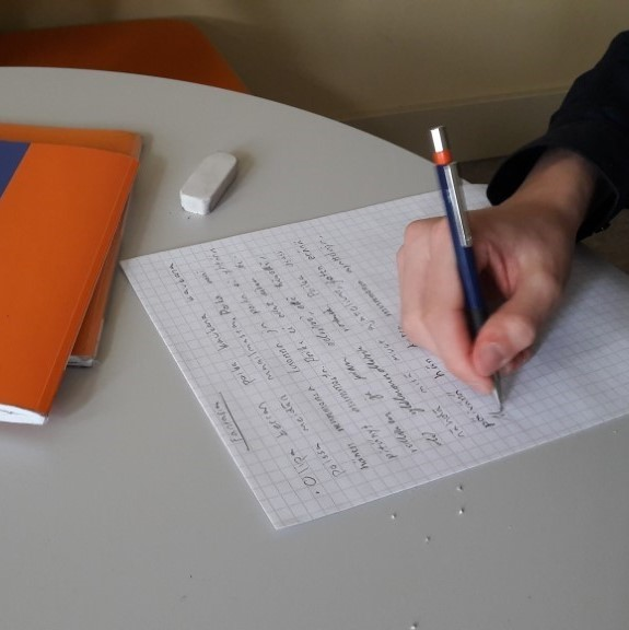 Skriviver i genre-projektet