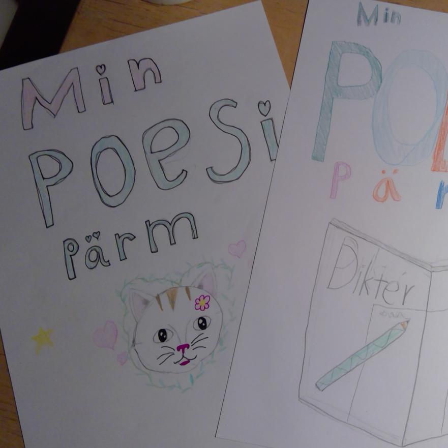 Poesiprojekt i tvåan