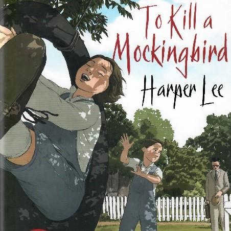 Dödssynden eller To Kill a Mockingbird